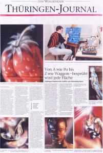 1995-21-01 fw - german newspaper